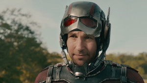 Paul Rudd as Scott Lang, Ant-Man